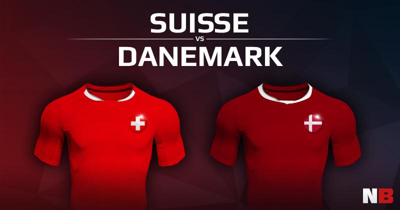 Suisse VS Danemark
