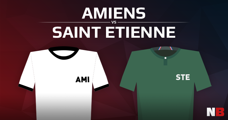SC Amiens VS AS Saint Etienne