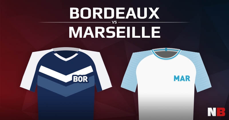 Girondins de Bordeaux VS Olympique de Marseille