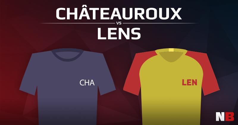 Châteauroux VS RC Lens