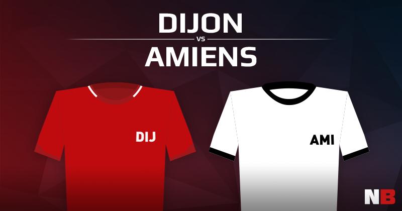 FC Dijon VS SC Amiens