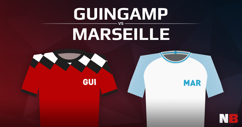 En Avant Guingamp VS Olympique de Marseille