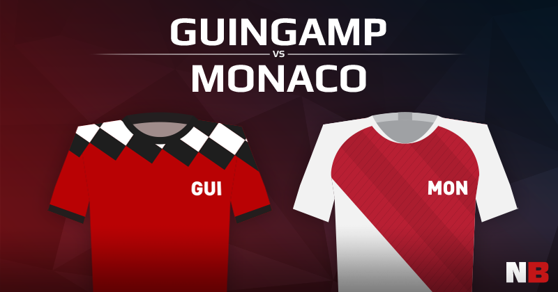 En Avant Guingamp VS AS Monaco