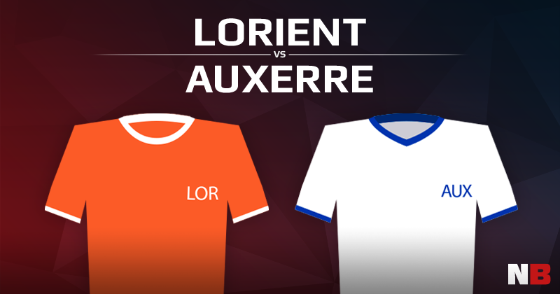 FC Lorient VS AJ Auxerre
