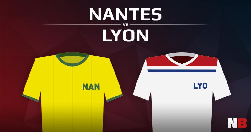 FC Nantes VS Olympique Lyonnais