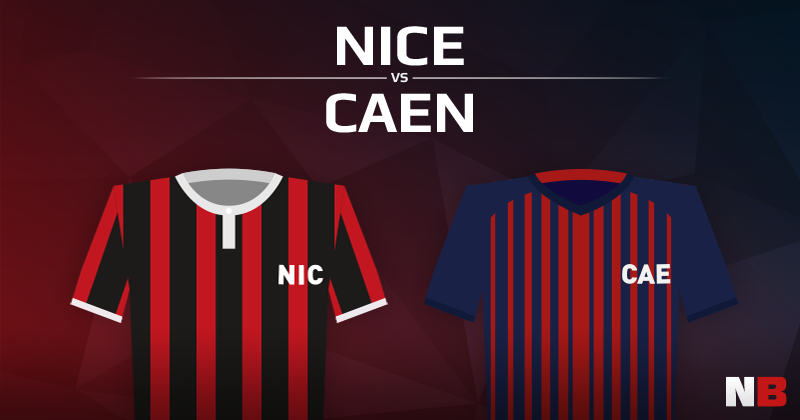 OGC Nice VS Stade Malherbe de Caen