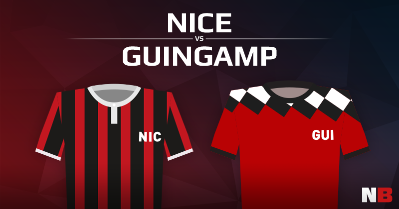 OGC Nice VS En Avant Guingamp