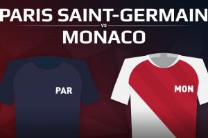 Paris Saint-Germain VS AS Monaco