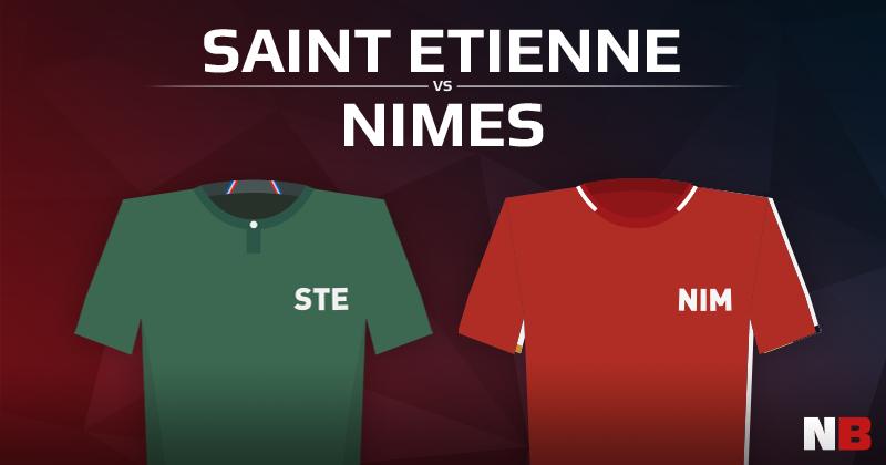 AS Saint Etienne VS Nîmes Olympique
