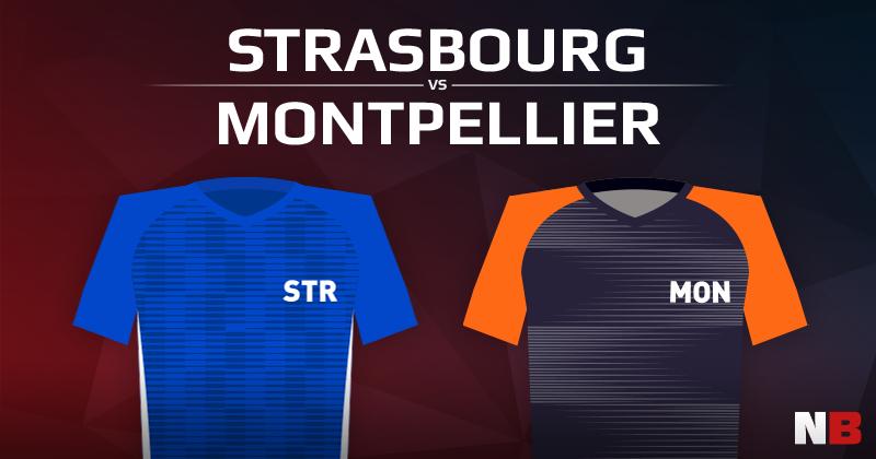 RC Strasbourg VS Montpellier Hérault Sport Club