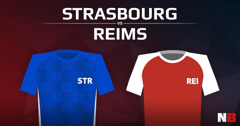 RC Strasbourg VS Stade de Reims
