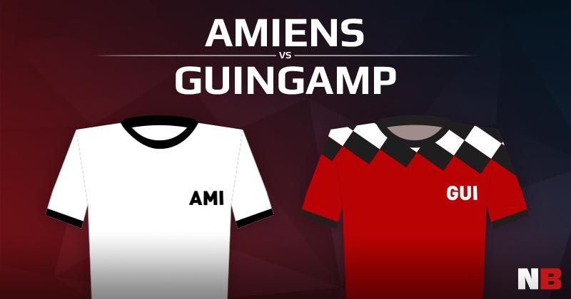 SC Amiens VS En Avant Guingamp