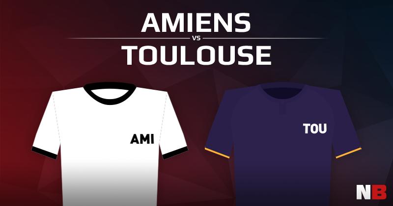 SC Amiens VS Toulouse FC