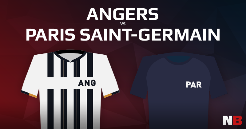 SCO Angers VS Paris Saint-Germain