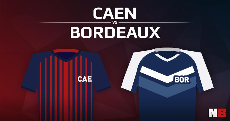 Stade Malherbe de Caen VS Girondins de Bordeaux