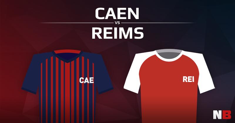 Stade Malherbe de Caen VS Stade de Reims