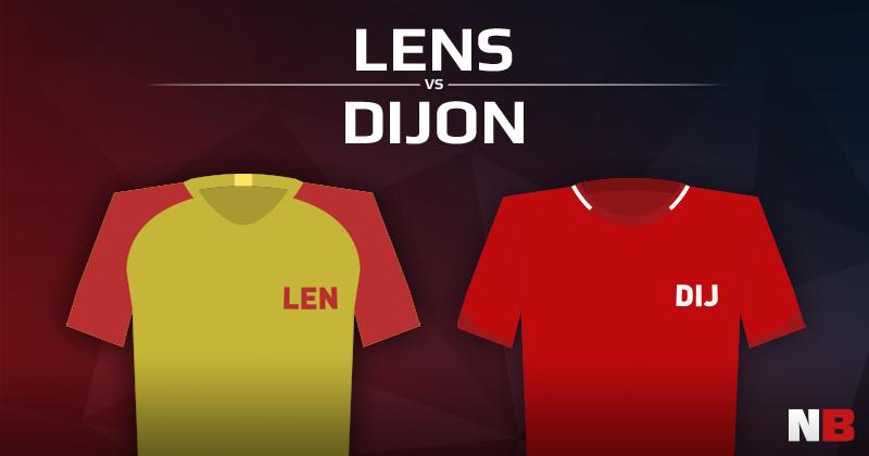 RC Lens VS FC Dijon