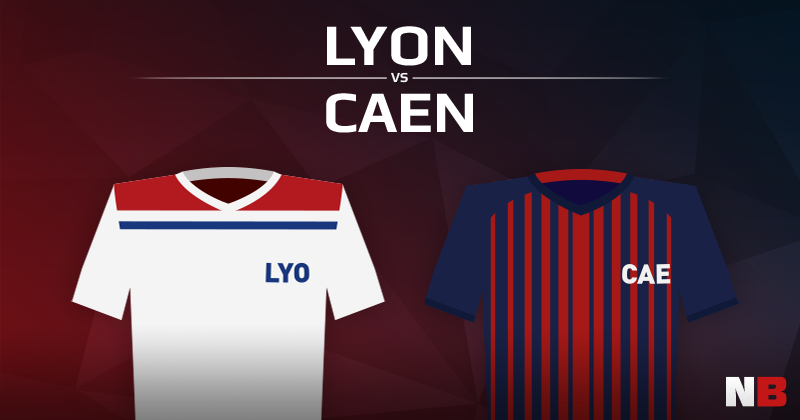 Olympique Lyonnais VS Stade Malherbe de Caen