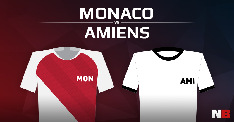 AS Monaco VS SC Amiens