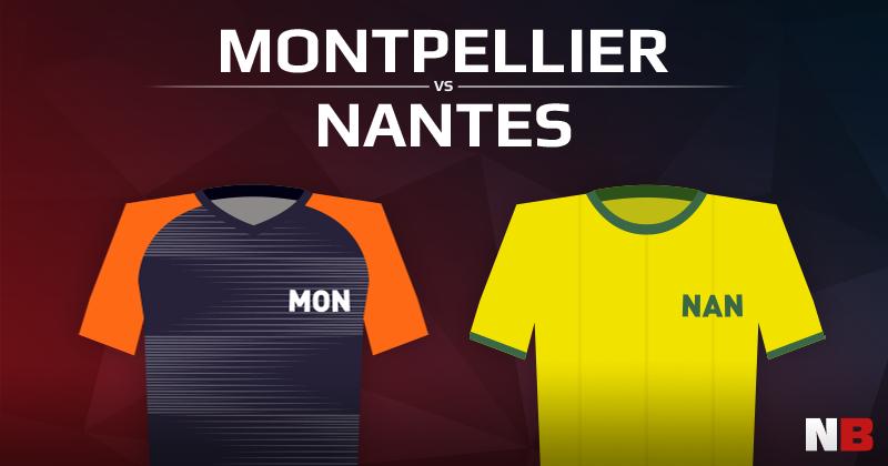 Montpellier Hérault Sport Club VS FC Nantes