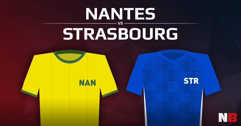 FC Nantes VS RC Strasbourg