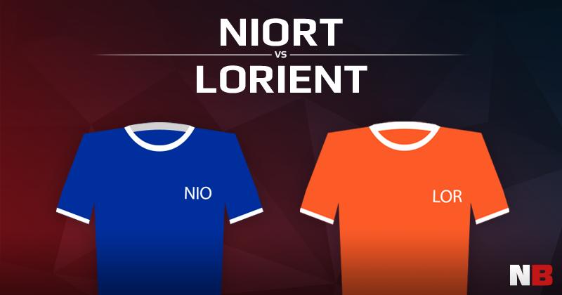 Chamois Niortais FC VS FC Lorient
