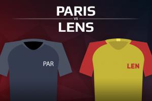 Paris FC VS RC Lens