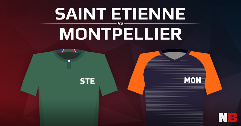 AS Saint Etienne VS Montpellier Hérault Sport Club