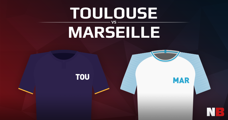 Toulouse FC VS Olympique de Marseille
