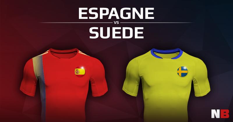 Espagne VS Suède