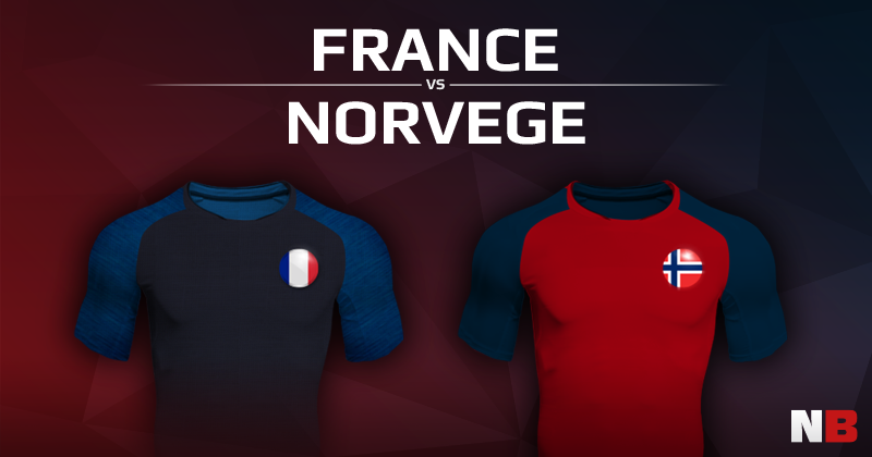 France VS Norvège