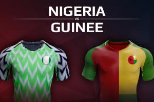 Nigéria VS Guinée