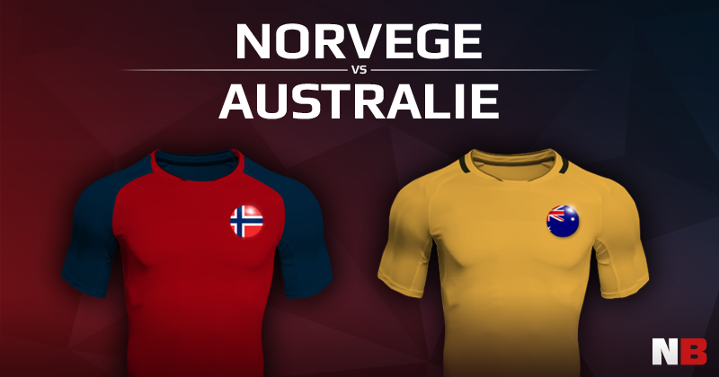 Norvège VS Australie