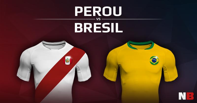 Pérou VS Brésil