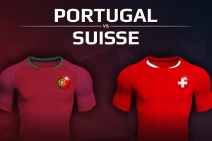 Portugal VS Suisse