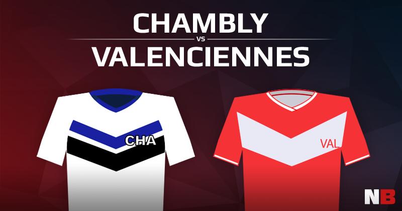FC Chambly VS Valenciennes FC