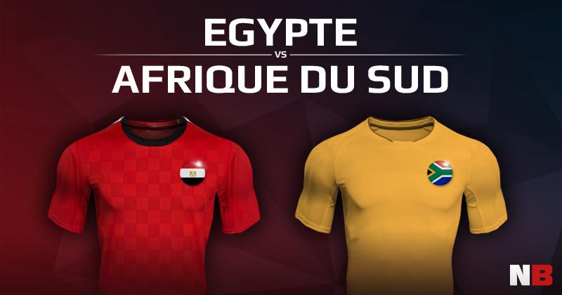 Egypte VS Afrique-du-Sud