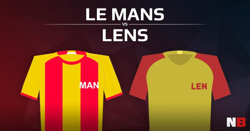Le Mans FC VS RC Lens