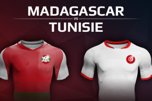 Madagascar VS Tunisie