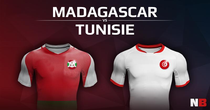 Madagascar VS Tunisie
