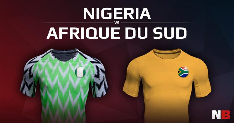 Nigéria VS Afrique du Sud