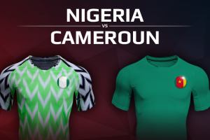 Nigéria VS Cameroun