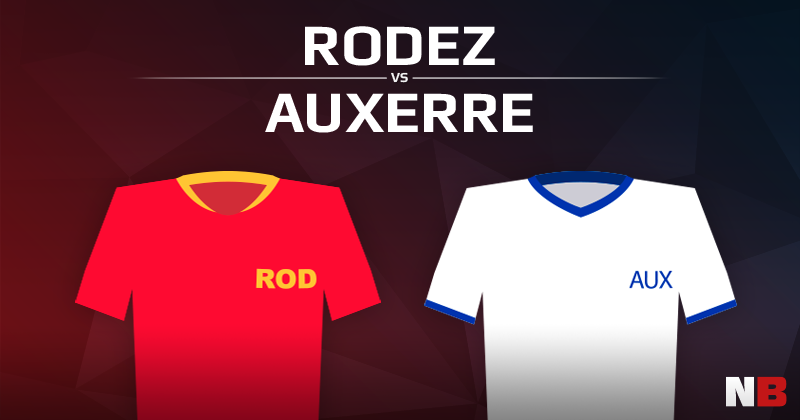 Rodez Aveyron Football VS AJ Auxerre