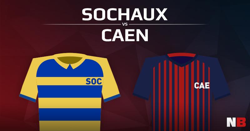 FC Sochaux VS Stade Malherbe de Caen