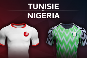 Tunisie VS Nigeria