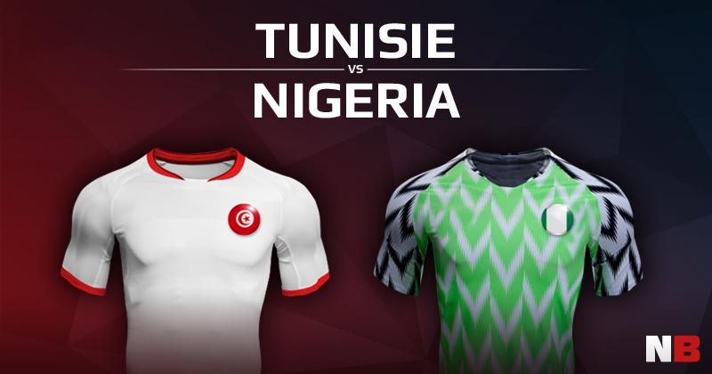 Tunisie VS Nigeria