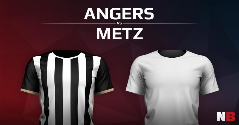 SCO Angers VS FC Metz
