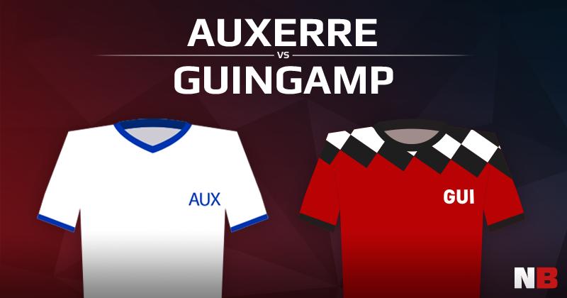 AJ Auxerre VS En Avant Guingamp