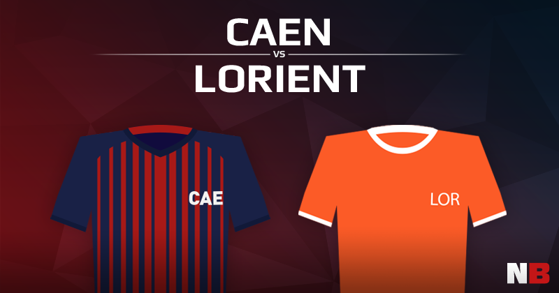 Stade Malherbe de Caen VS FC Lorient