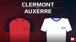 Clermont VS AJ Auxerre